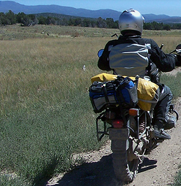BMW long dualsport ride