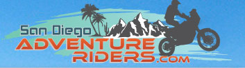 San Diego Adventure Riders logo